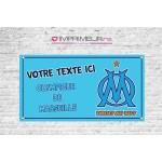 Banderole Olympique de Marseille