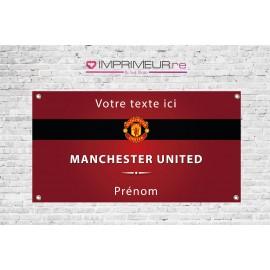 Banderole Manchester United