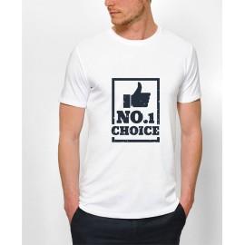 """Tee-shirt : """"Choix n°1 """""""