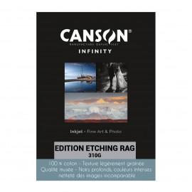 Photo sur Edition Etching RAG 310g