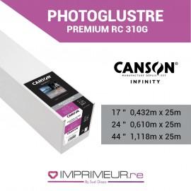 CANSON® INFINITY PHOTO LUSTRE PREMIUM RC 310 G/M² - LUSTRE