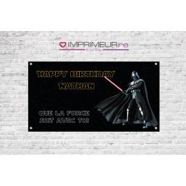 Banderole Anniversaire Star Wars